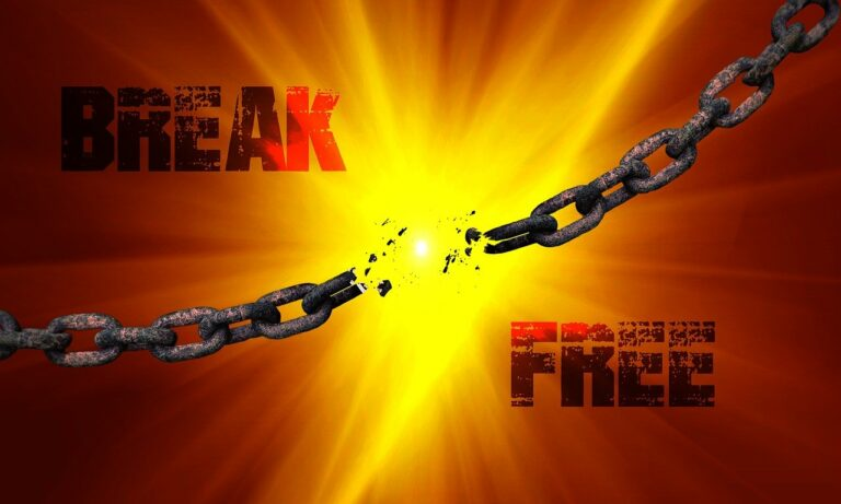 chain, broken, broken chain